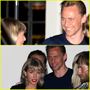 Tom Hiddleston Looks Smitten with Taylor Swift in New Date Night Photos!
