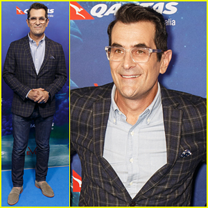 Ty Burrell Joins 'Finding Dory' Cast On 'Jimmy Kimmel Live'!