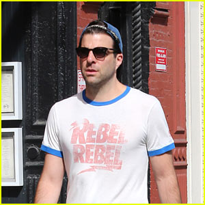 Zachary Quinto Says Orlando Shooting Will 'Strengthen Our Unity'