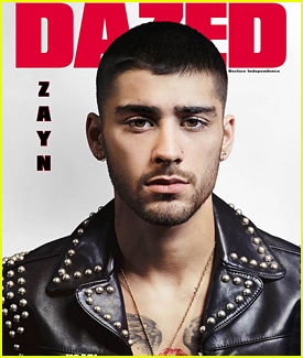 Zayn Malik Says He's 'Free at Last' in 'Dazed' Cover Feature