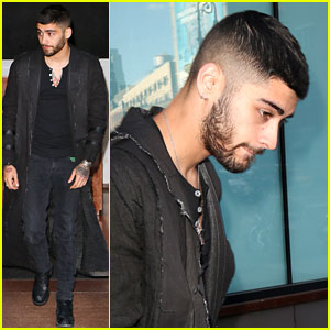 Zayn Malik Gets Twitter Love from Girlfriend Gigi Hadid