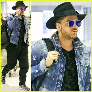 Adam Lambert Dreams of Equal Rights For All