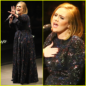 Adele Kicks Off U.S. Tour In Minnesota With Tribute To Prince!