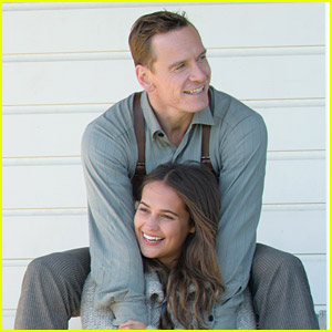Alicia Vikander Talks Working with Michael Fassbender, 'Light Between Oceans' Gets New Trailer