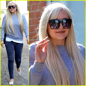 Amanda Bynes Looks Happy & Refreshed in Rare Appearance