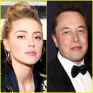 Amber Heard Hangs Out with Elon Musk in Miami