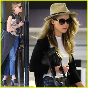 Amber Heard Makes Some Rare Public Outings