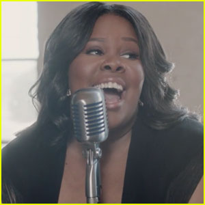 Amber Riley Shares Stunning 'I Am Changing' Performance - Watch Now!