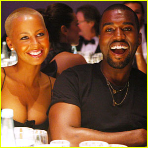 Amber Rose Weighs In on Kanye West's Feud with Taylor Swift