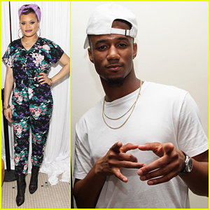 Andra Day & Jessie Usher Help Kick Off Essence Festival 2016!