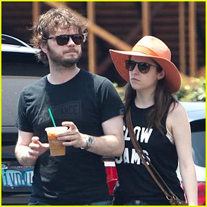 Anna Kendrick Steps Out with Boyfriend Ben Richardson