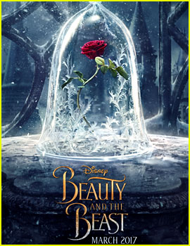 'Beauty & the Beast' First Look Poster Revealed!