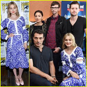 Bella Heathcote Teases 'Man in the High Castle' Season 2 At Comic-Con - Watch Trailer!