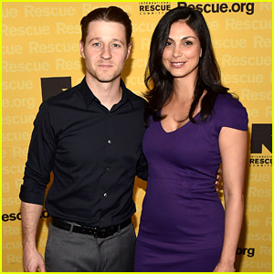 Ben McKenzie & Morena Baccarin Couple Up at GenR Summer Party