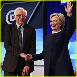 Bernie Sanders Endorses Hillary Clinton for President (Video)