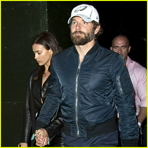Bradley Cooper & Irina Shayk Stick Close After Rumored Fight