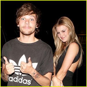 Briana Jungwirth Asks Louis Tomlinson's Fans to Stop Attacking Her Online