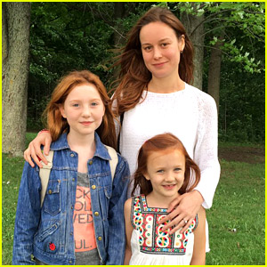 Brie Larson Shares First Photos from 'Glass Castle' Set