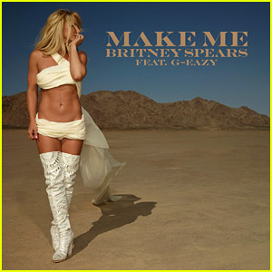 Britney Spears: 'Make Me' Stream, Lyrics, & Download - LISTEN NOW!