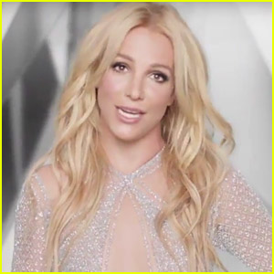 Britney Spears Previews 'Private Show' Song for Perfume Ad