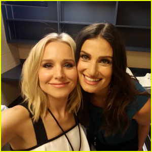 Idina Menzel, Kristen Bell, & More Broadway Stars Sing 'What the World Needs Now Is Love' at DNC 2016 (Video)