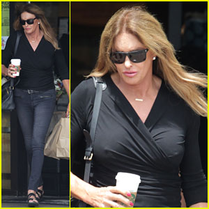 Caitlyn Jenner Steps Out Before Fourth of July Holiday!