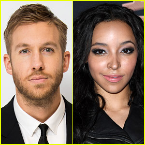 Calvin Harris Is Reportedly Dating Tinashe!