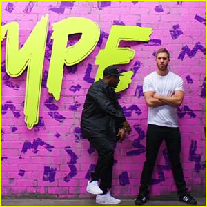 Calvin Harris & Dizzee Rascal Premiere 'Hype' Music Video!