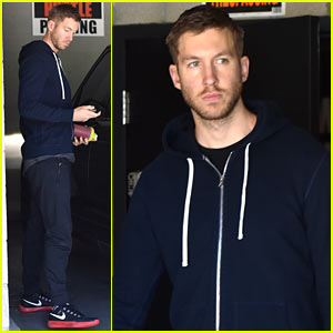 Calvin Harris Is A 'Beast in the Gym' According to NFL Player