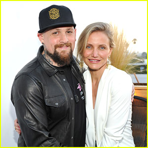 Cameron Diaz Gushes Over Benji Madden & His New Album!