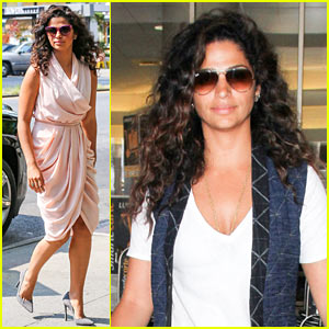 Camila Alves Gives Her Tips for Traveling with Kids!