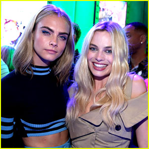Cara Delevingne & Margot Robbie Reveal Craziest Places They've Had Sex