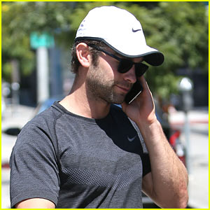 Chace Crawford Calls Himself a Dallas Cowboys Groupie!