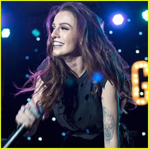 Cher Lloyd Rocks Out at The Grove Before 23rd Birthday