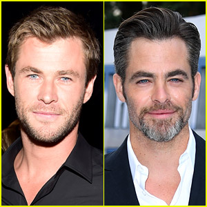 Chris Hemsworth Officially Joins 'Star Trek 4' with Chris Pine!
