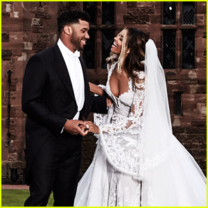 Ciara & Russell Wilson Share Official Wedding Photos!