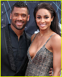 Ciara & Russell Wilson Look Exhausted After Their Wedding!