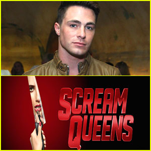 Colton Haynes To Guest Star in 'Scream Queens' Season Two