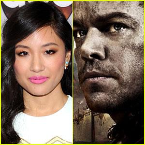 Constance Wu Slams Matt Damon's Casting in 'The Great Wall'