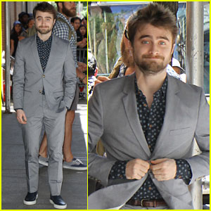Daniel Radcliffe Is Pleased With the Low Profile He Keeps