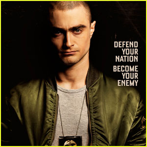 Daniel Radcliffe Goes Undercover in 'Imperium' Trailer