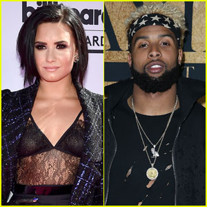 Demi Lovato & Odell Beckham Jr. Spotted on NYC Date - Report