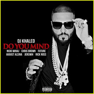 DJ Khaled, Nicki Minaj, Chris Brown