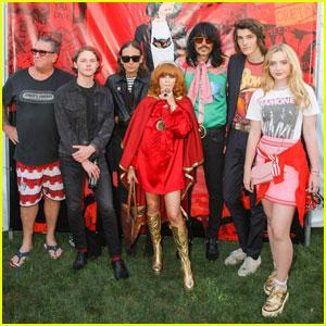 Jack Kilmer & Dylan Brosnan Honor Rock Legend at Johnny Ramone Tribute (Exclusive Photos!)