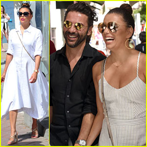 Eva Longoria Reveals the Key to Balancing Her Busy Schedule!