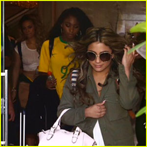 Fifth Harmony Wraps Up Their Stay in Rio, Continues 7/27 Tour