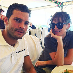 Fifty Shades' E.L. James Shares Behind-the-Scenes Photos From Set!