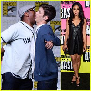 Grant Gustin Reveals 'The Flash' Season 3 Trailer at Comic-Con
