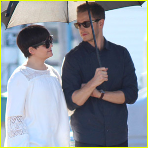 Ginnifer Goodwin & Josh Dallas Get Back to 'Once' Set for Season 6!