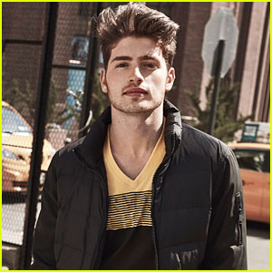 Gregg Sulkin & Others Front Armani Exchange's New Campaign!